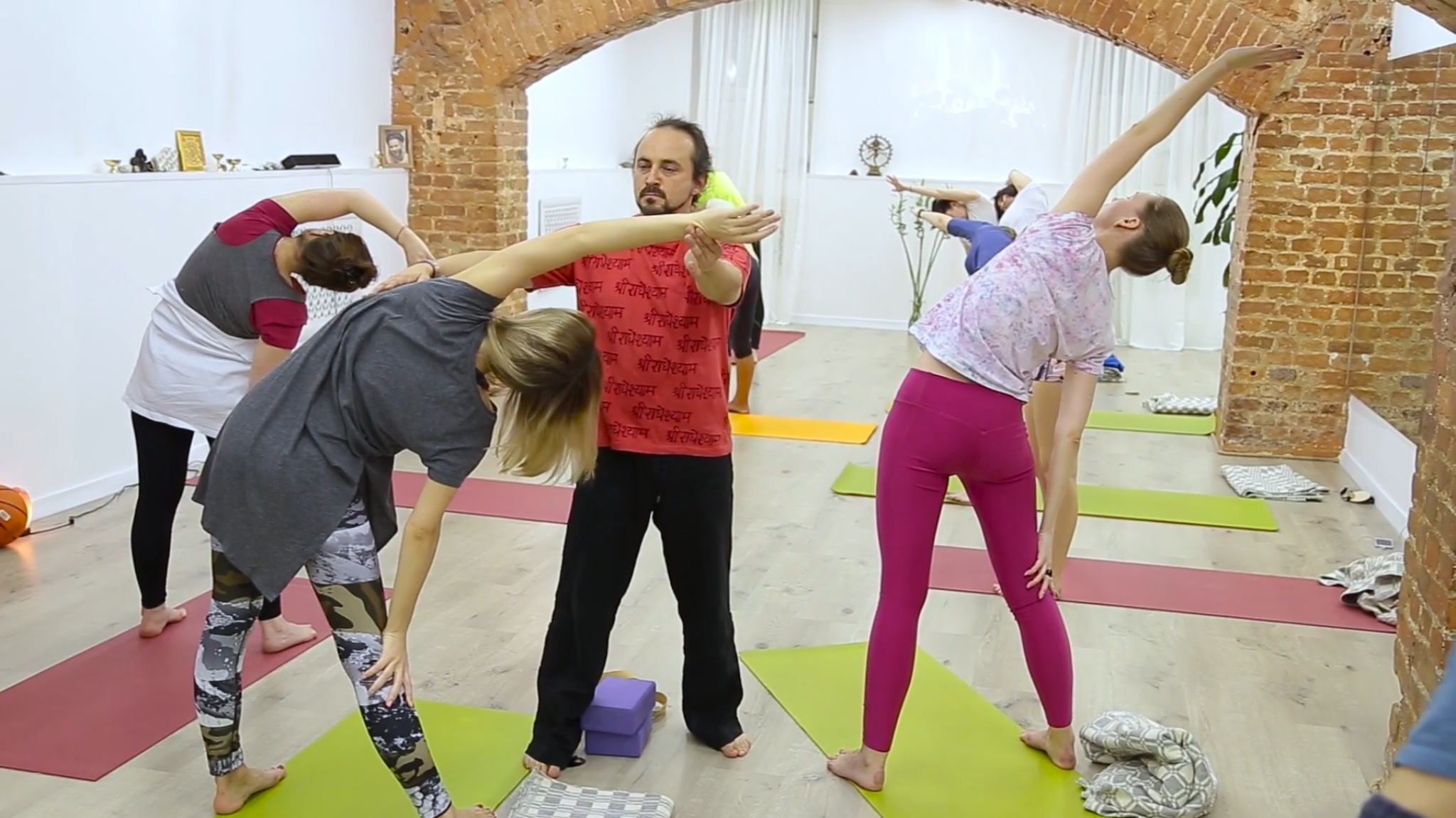 Yogastidiochakra