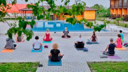 Йога-тур на майские праздники в Абхазию