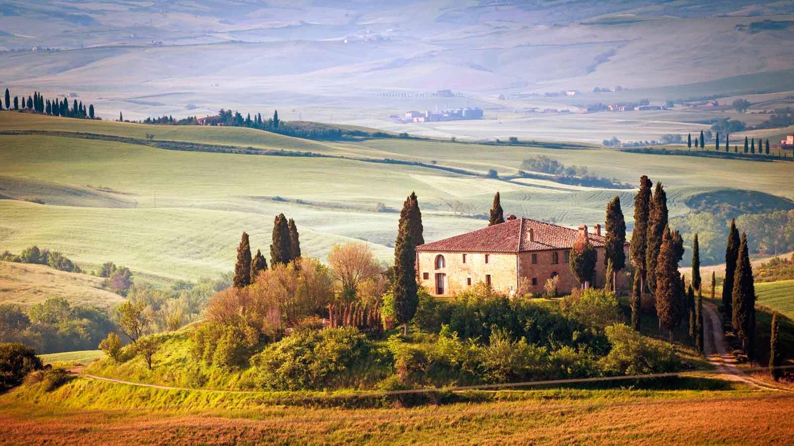 Йога-тур сентябрь Италия